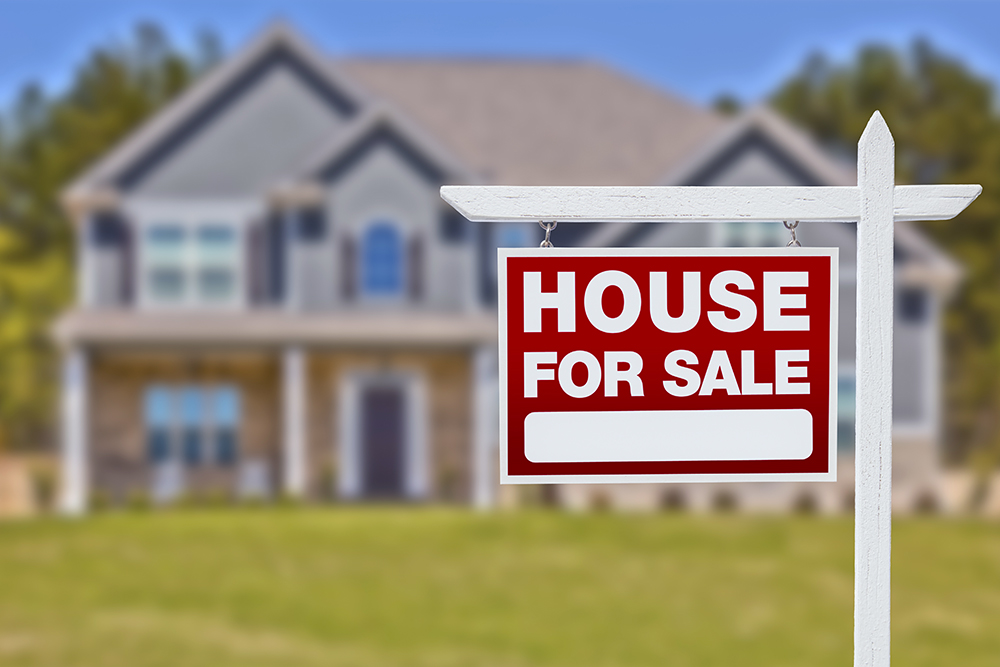 House for sale after receiving a thorough list of home inspection services