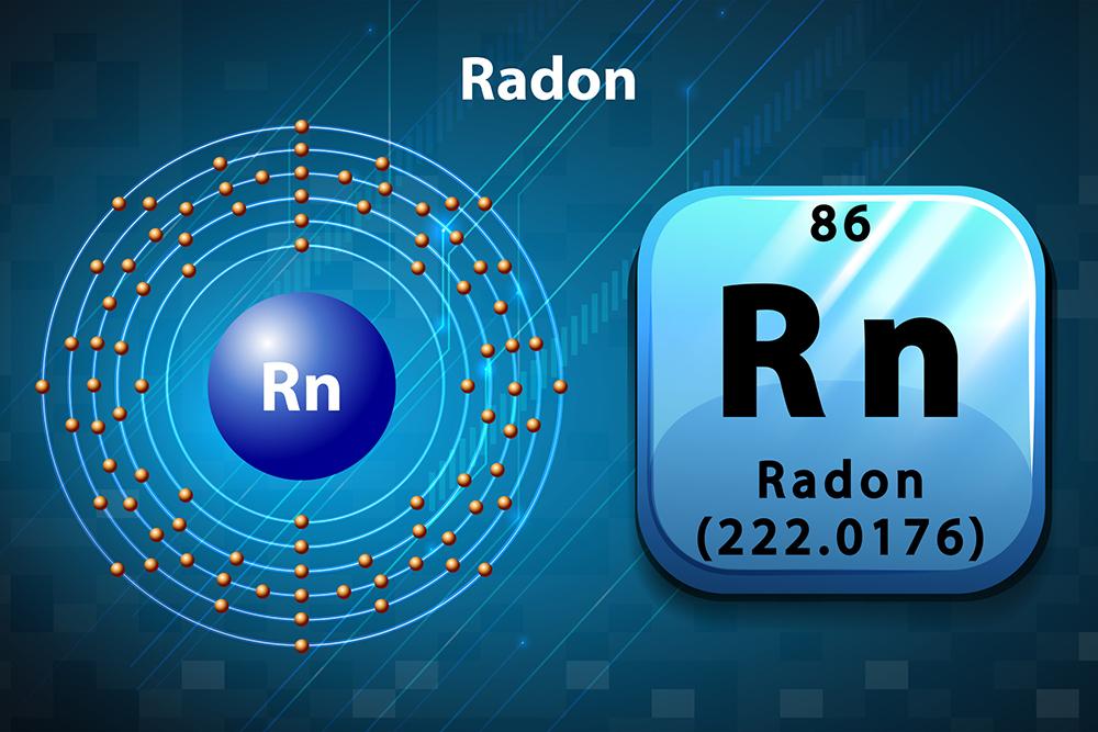 Periodic symbol and diagram of Radon